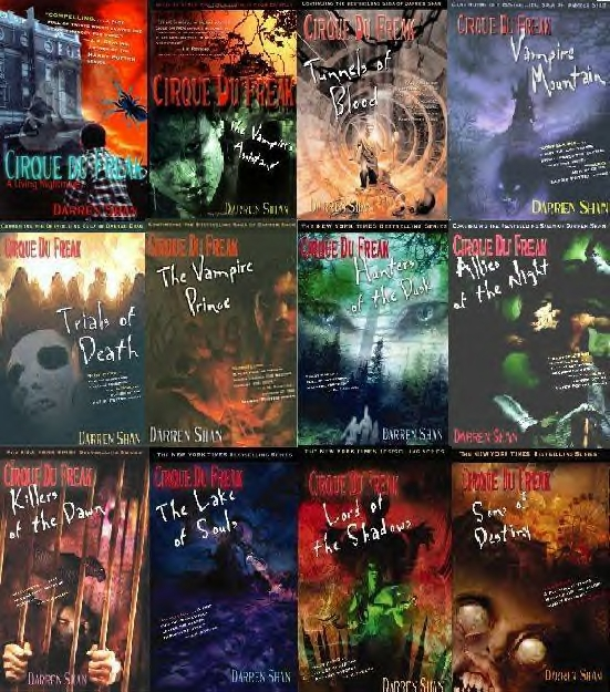 book analysis cirque du freak Book analysis: sirque du freak by darren shan it´s impossible to put down introduction the book i read was called cirque du freakthis is a quick and easy to read thriller for the whole family.