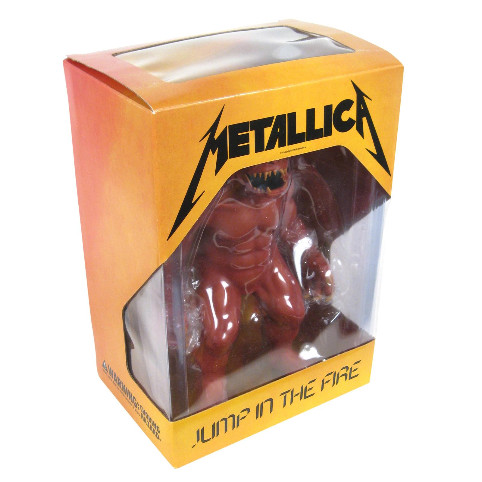 Metallica Jump In The Fire Metallica Fan Club Col...