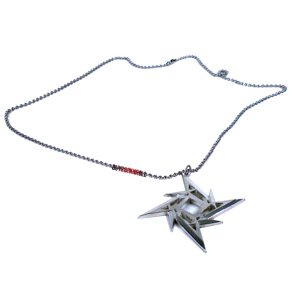 Ninja Stars Ebay 2007 Ninja Star Necklace