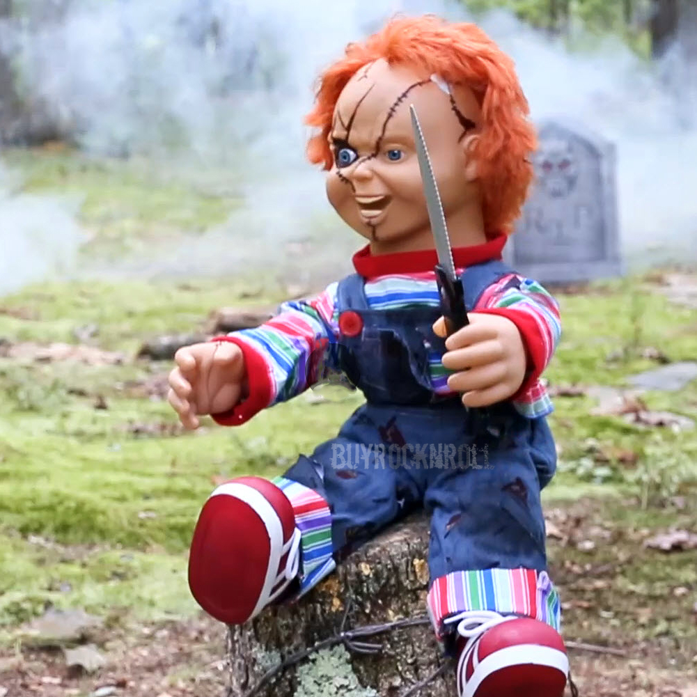 how to buy a chucky doll