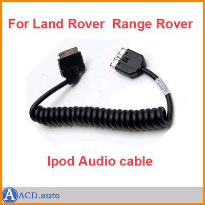 autodoctors land rover iphone ipod oem audio interface adapter cable lr4 range rover sport. Black Bedroom Furniture Sets. Home Design Ideas