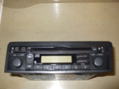 pvmcor 01 02 03 honda civic cd player radio 2001 2002 2003. Black Bedroom Furniture Sets. Home Design Ideas