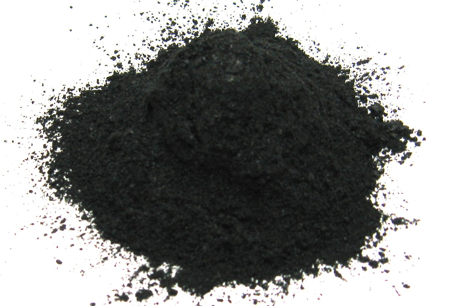 Dark Black Mica Powder 1oz Black Metallic Powder Pearl