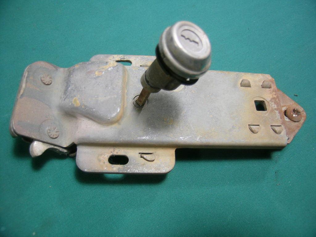 Plymouth Cranbrook Parts1953 Rat Rod 1937 Wiring Diagram 1983 Gp Trunk Wont Open Gbodyforum 78 88 General