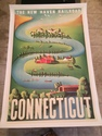 Original Vintage Ben Nason's work Connecticut, The