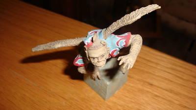 Dennis6475 Franklin Mint Wizard Of Oz Figurine Flying