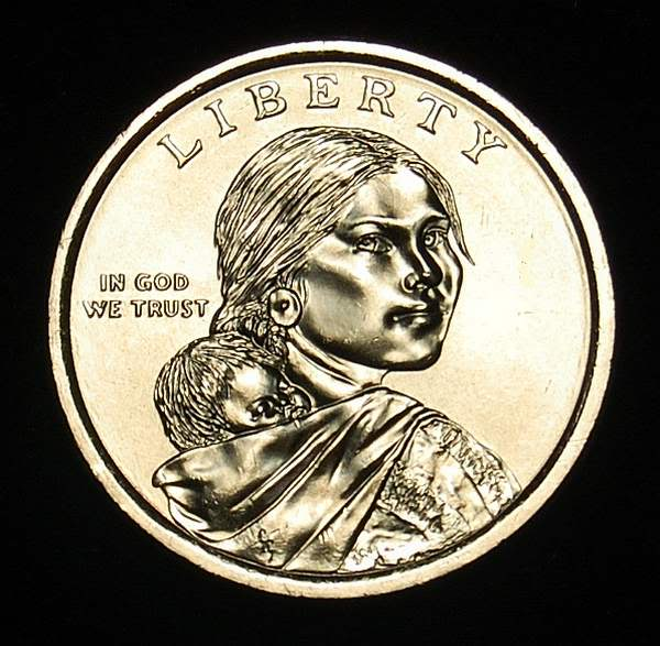 Zeke1629 2009 D Sacagawea Dollar Choice Brilliant