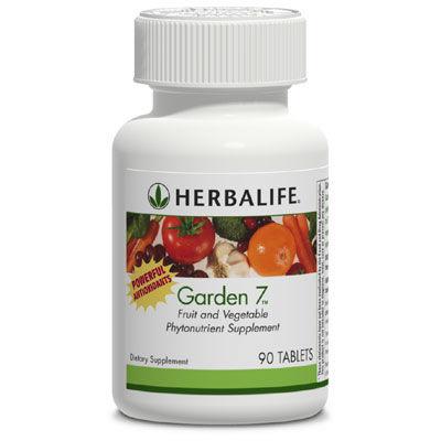 Herbalife Garden 7 Supplement