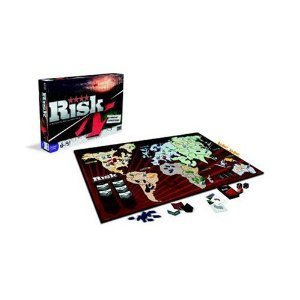 Risk - HURRY!  THIS LISTING HAS FREE 2 DAY SHIPPIN