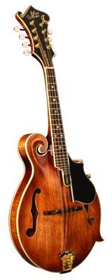 Morgan Monroe MDM-1 Distressed F-Style Mandolin wi