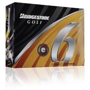 Bridgestone E6 Golf Ball (2011 Model) Ships Free