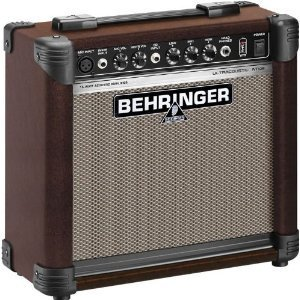 Behringer Acoustic Instruments Amplifier  Guitar,