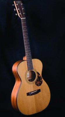 Furch F-OM32-SM Series Spruce Top Acoustic Guitar