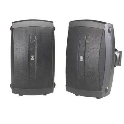 Yamaha NS-AW150BL 2-Way Indoor/Outdoor Speakers (P