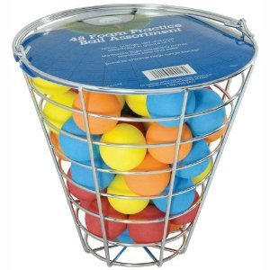 Intech Range Bucket with 48 Balls Ships Free!