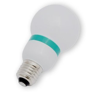 Slow Color Changing and Fade E26 LED Light Bulb