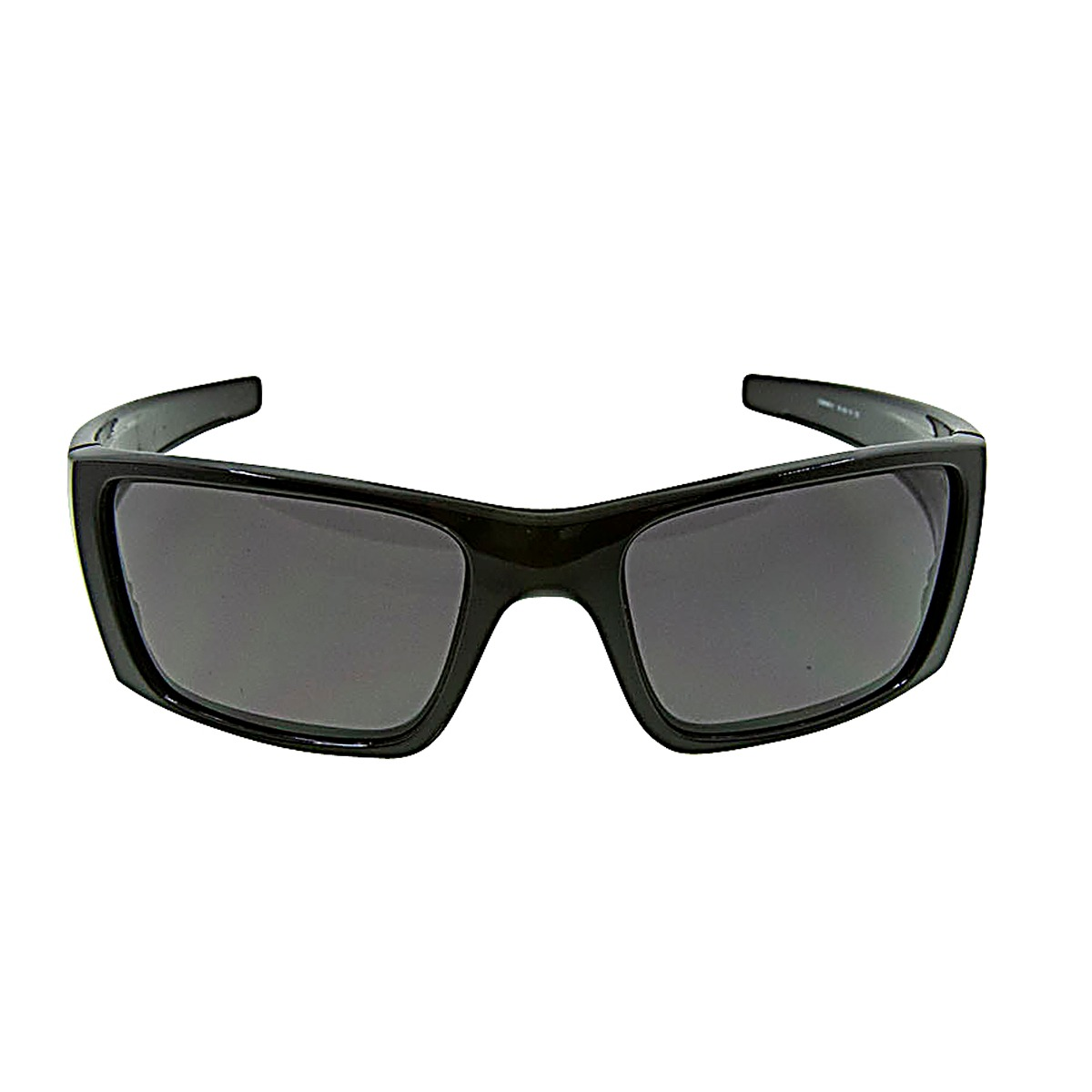 2ba0b4b5f6 Details about New Authentic Oakley Fuel Cell Sunglasses Polished Black with  Warm Grey Lenses