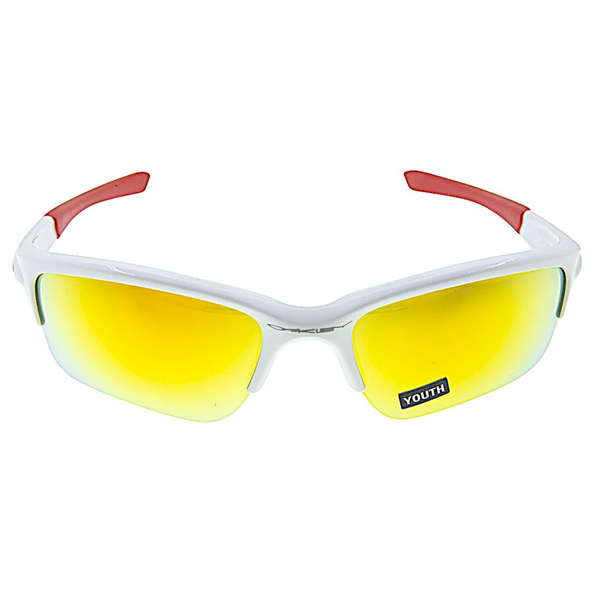 3c65a66c75b Details about New Authentic Oakley Quarter Jacket Youth Sunglasses 920003