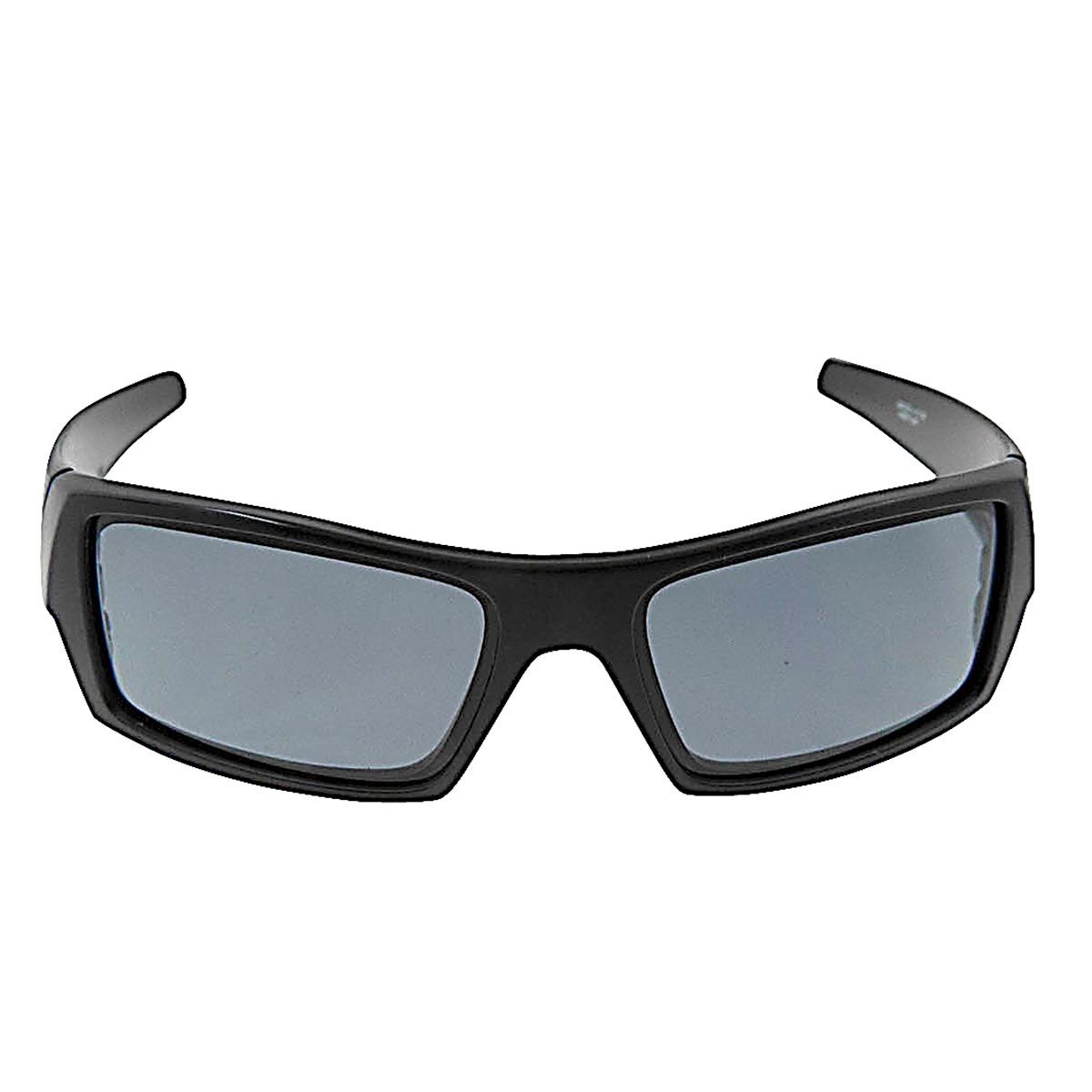 174d2cc36ab Details about New Authentic Oakley Gascan Sunglasses Matte Black with Grey  Lenses