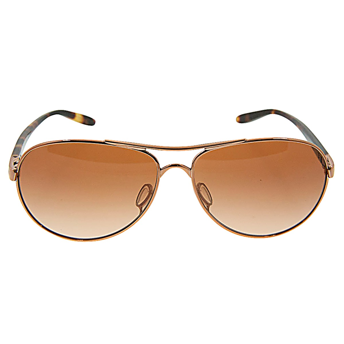 de7106f5c1 Details about New Authentic Oakley Feedback Sunglasses Rose Gold with VR50  Brown Gradient
