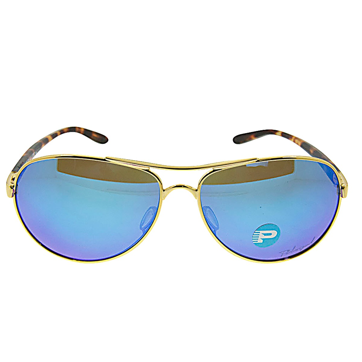 64736b5d6e Details about New Authentic Oakley Feedback Sunglasses Gold with Jade  Iridium Lenses-Polarized
