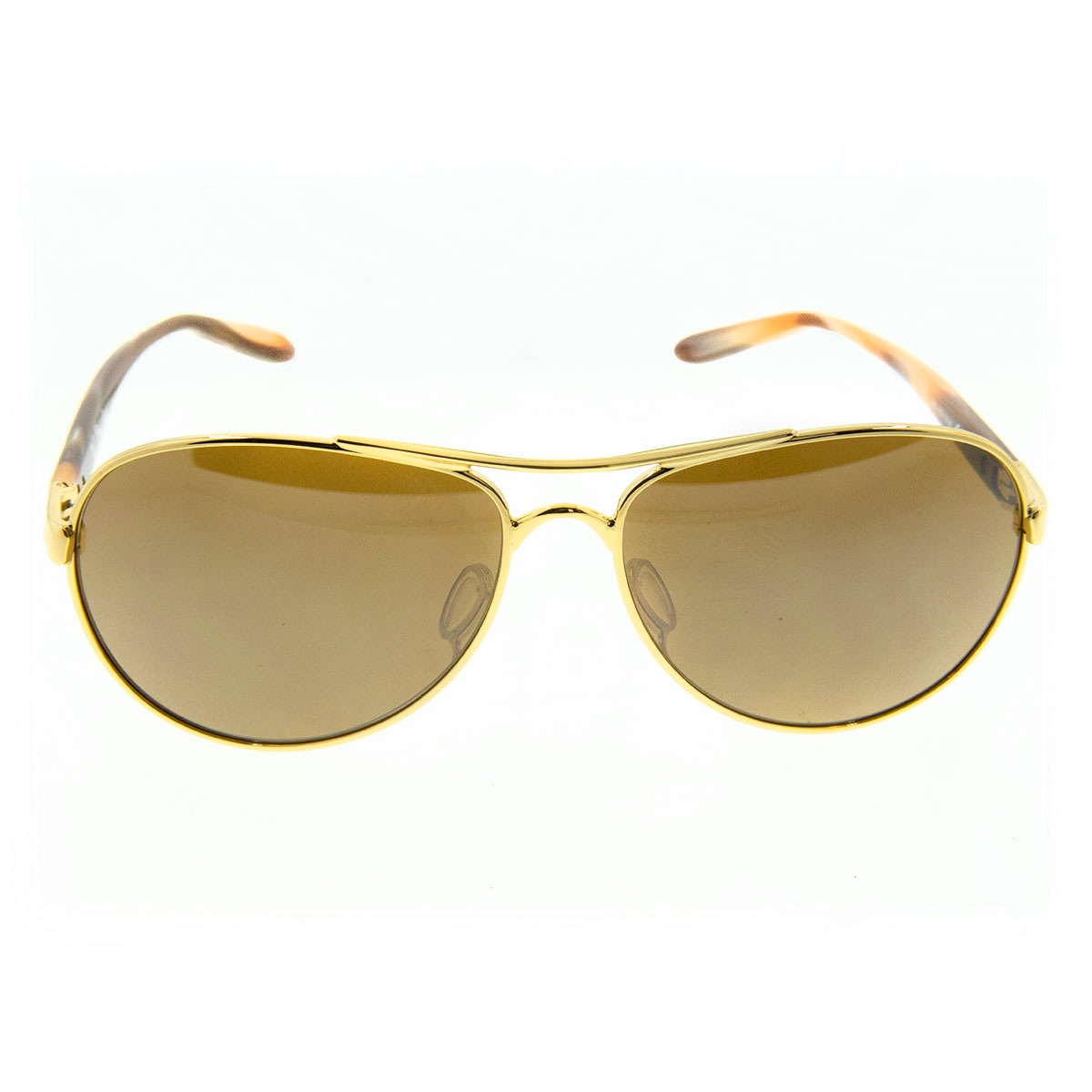 6eef87f317 Details about New Authentic Oakley Tie Breaker Sunglasses Gold with  Tungsten Lenses 0004108