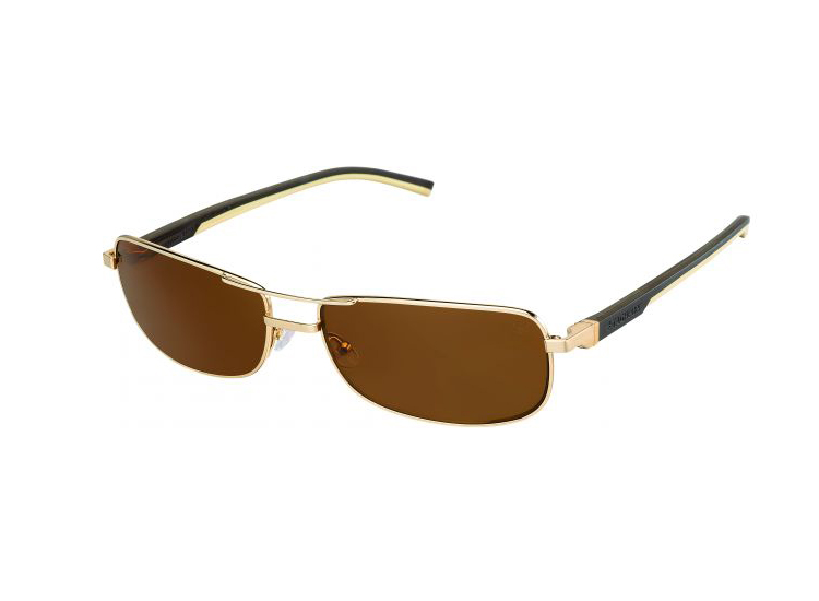 Polaroid Gold Frame Sunglasses : TAG Heuer Automatic Sunglasses Gold Frame Precision Brown ...