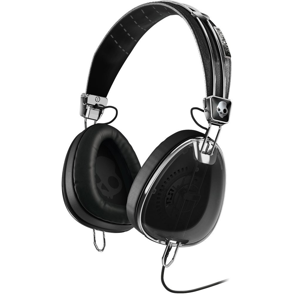 Details About Skullcandy Aviator Supreme Sound Headphones With Mic3 In Black New