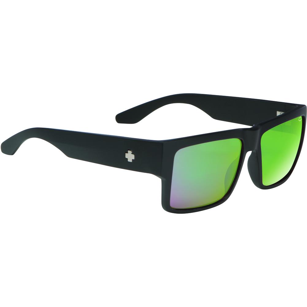 Spy Optic Cyrus Sunglasses Polarized Matte Black Frame ... New Spy Sunglasses Photos