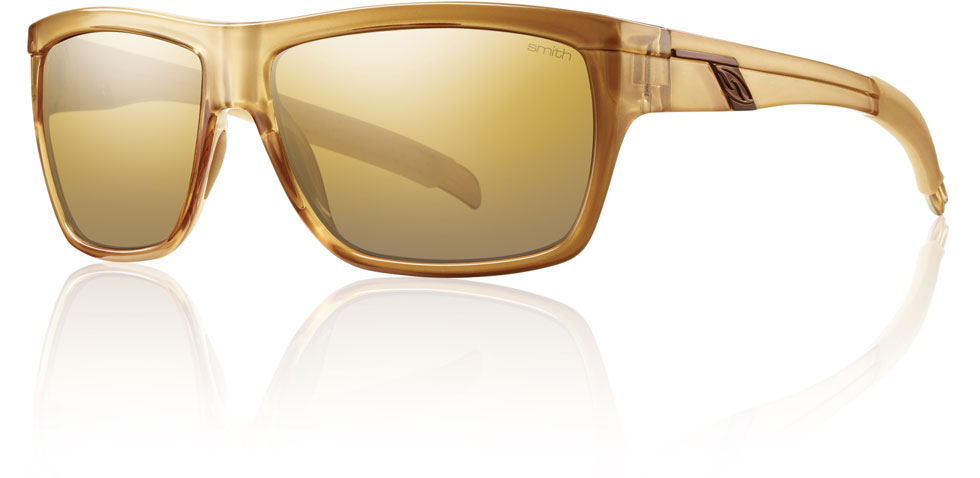 Polaroid Gold Frame Sunglasses : Smith Optics Mastermind Polarized Sunglasses Champagne ...