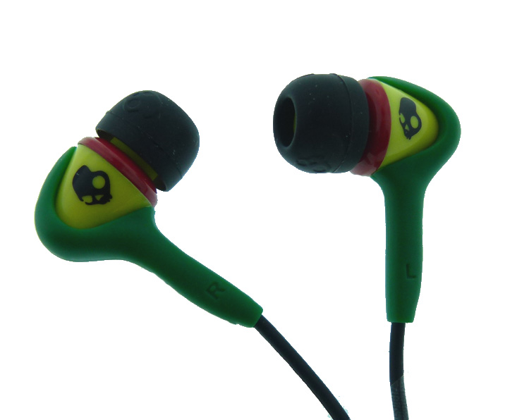Skullcandy-Smokin-Buds-Earbuds-In-line-Mic-New-Available-in-Multiple-Colors