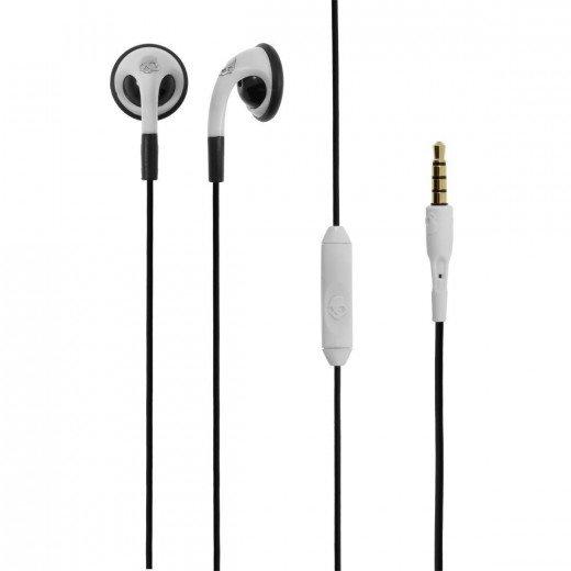 viernes Turbulencia Psiquiatría  SKULLCANDY FIX BUD In Ear Earbuds in White and Black - New - $14.99 |  PicClick