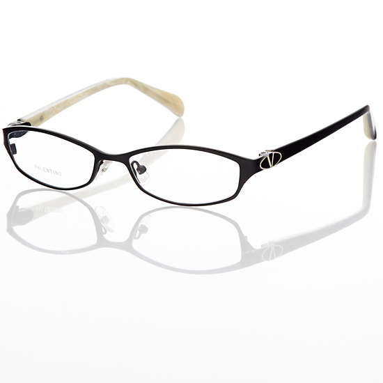 Valentino Glasses Frames 2015 : Valentino Womens Prescription Eyeglass Frames Black and ...