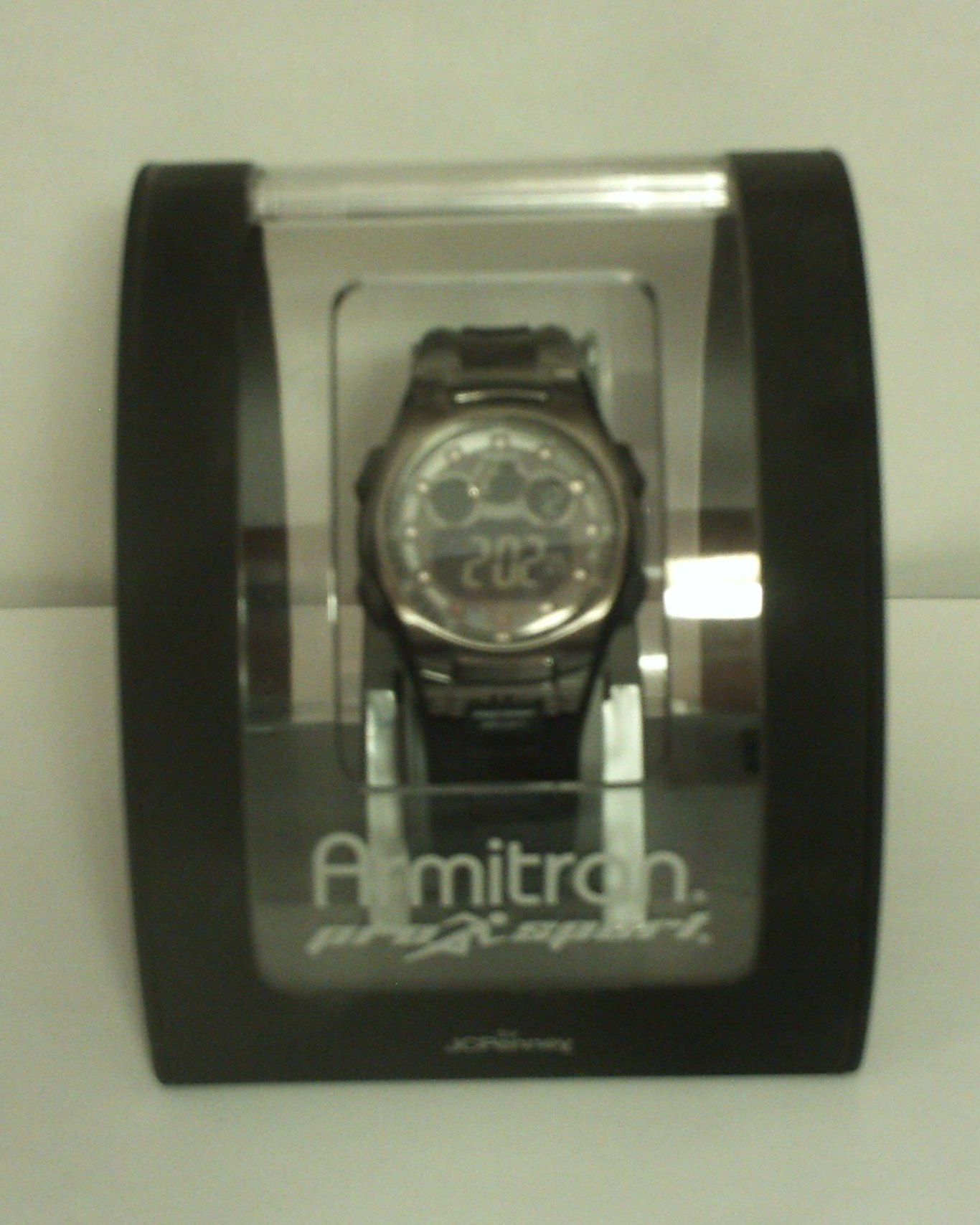 armitron all sport watch manual