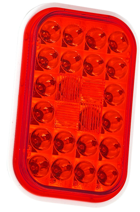 Truck Lite 4550 Signal Stat Led Stop Turn Amp Tail 24 Diode