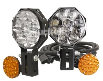 truck lite p n 80863 led snow plow atv lamp light kit 12v truck lite. Black Bedroom Furniture Sets. Home Design Ideas