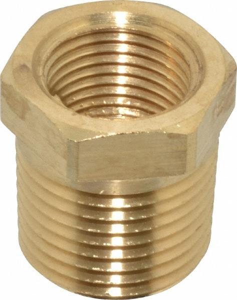 Lot of brass pipe reducer hex bushing bushings