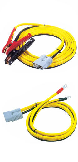 Booster Plug Install Guide: 4 Gauge 20' Plug-In Booster Cable Set