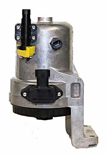 Fleetguard Fs19586 Fuel Water Seperator Filter Housing