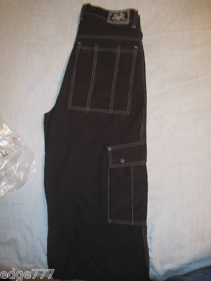 Edge777 Wwe Tna Jeff Hardy Cargo Pants Wwe Worn Hardy Boys