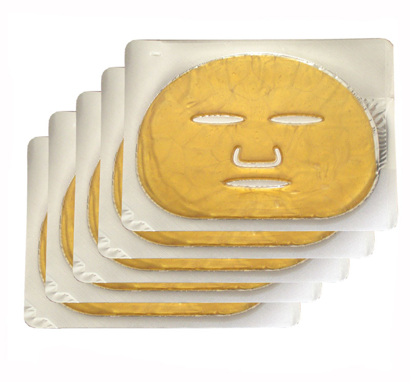 Lifting Anti-Age Collagen Face Patch with Bio-Gold
