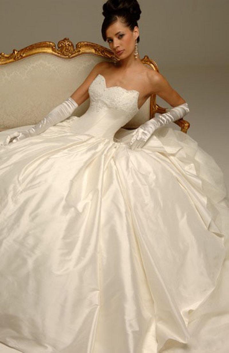 Комментарий стили свадебных платьев