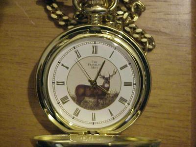 Rick Case Vw >> lionheart4 : FRANKLIN MINT THE 10 POINT BUCK POCKET WATCH ...
