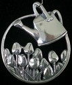 Sterling Pendant H&H Complete Set 12 Months of the