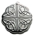 Celtic Knot Towle 2012 Sterling Silver Christmas O