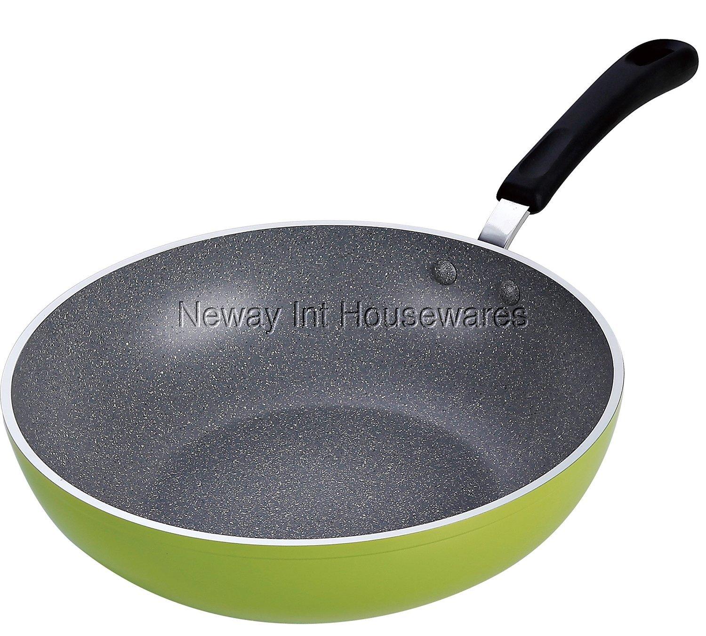 Cook N Home Store Cook N Home 12 Inch Stir Fry Wok Pan