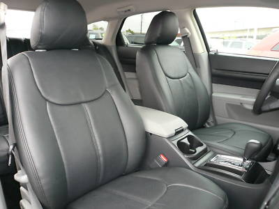 premium seat covers toyota highlander 08 09 10 clazzio leather seat covers. Black Bedroom Furniture Sets. Home Design Ideas