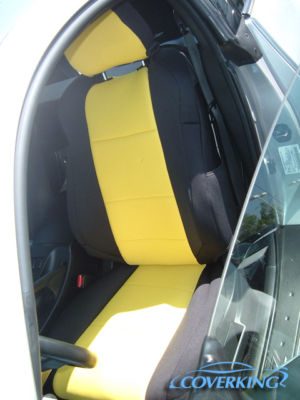 Premium Seat Covers Nissan 350Z 2003 2008 Neoprene