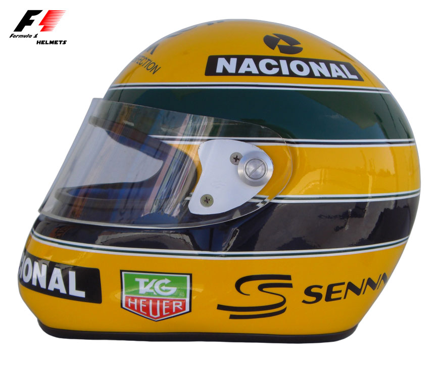f1 ayrton senna 1993 elf masters paris bercy helmet. Black Bedroom Furniture Sets. Home Design Ideas