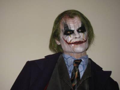 Batman Dark Knight Joker Replica Prop Statue Display & FinallyItsYours : Batman Dark Knight Joker Replica Prop Statue Display